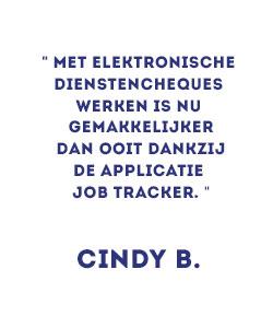 Cindy B - gagnante